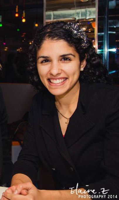 Headshot of CCT Student Sarah Shanoudy