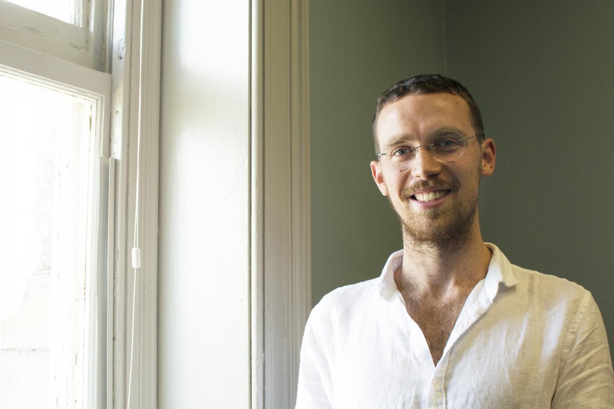 Portrait of Dan Davis