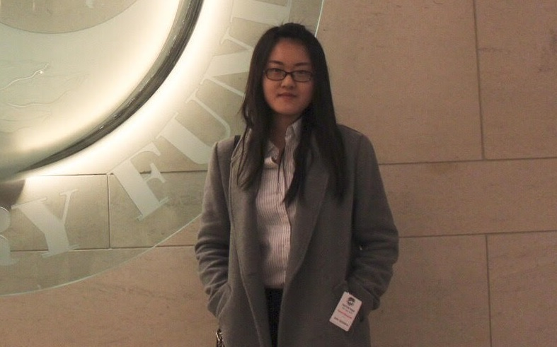 CCTer Daiyang Zhang selected for the Princeton in Ishikawa Program