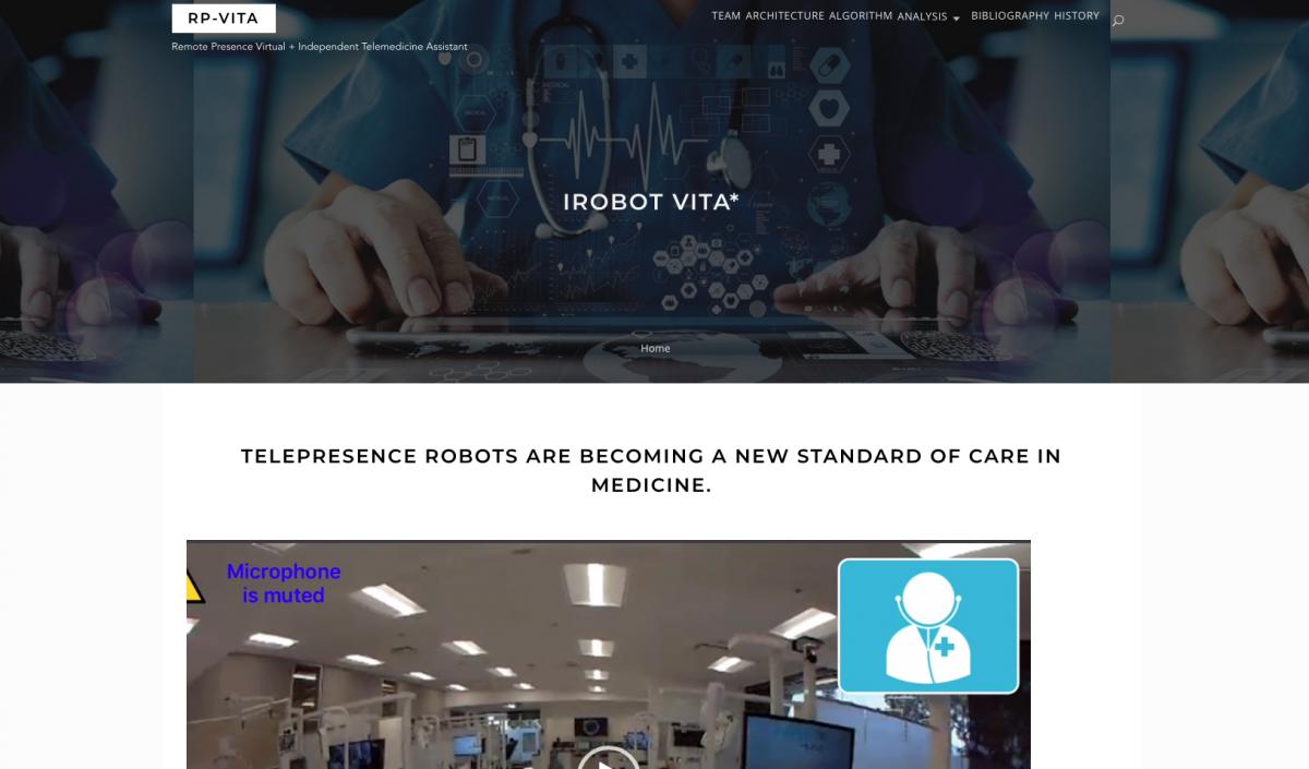 iRobot Vita