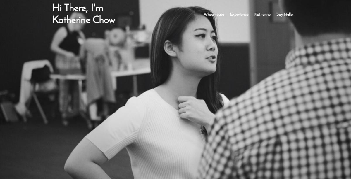 Katherine Chow e-portfolio