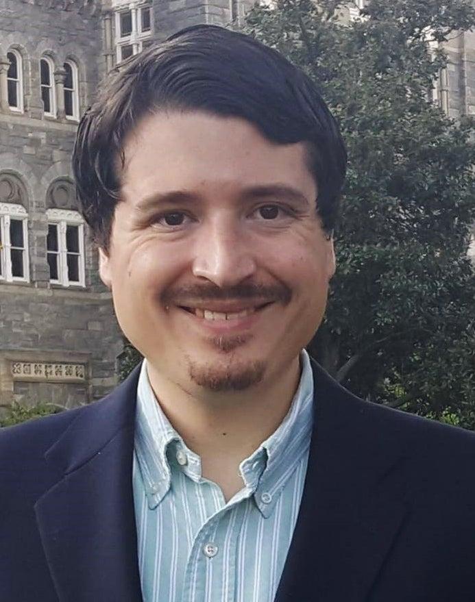 Portrait of Michael Willson