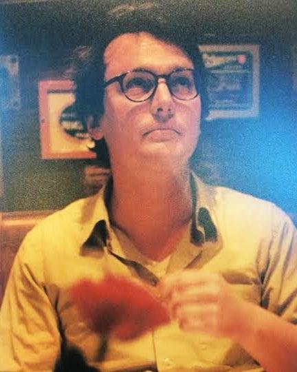 Portrait of Sam Redd