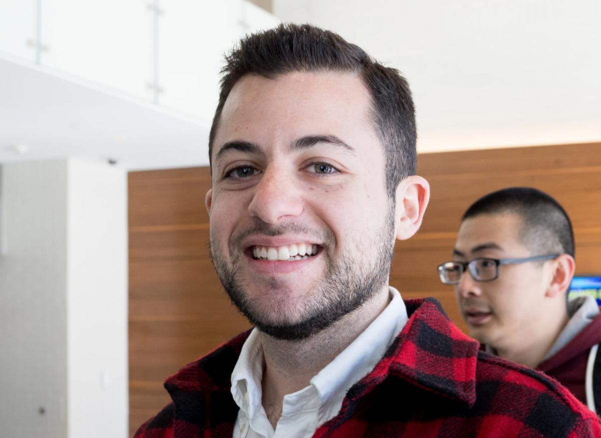 Headshot of CCT Student Joseph Potischman