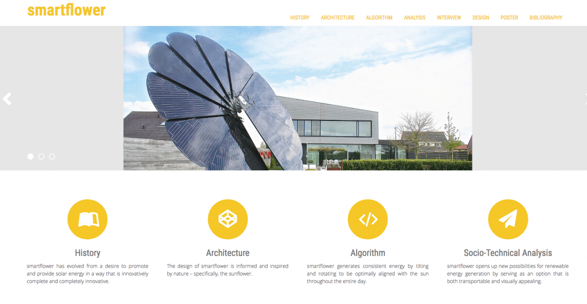 smartflower Solar Power