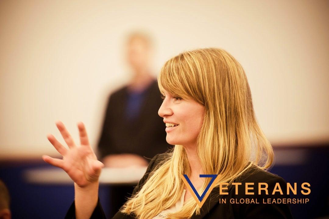 CCT's Margaret Morton speaking at the VGL Conference 2017