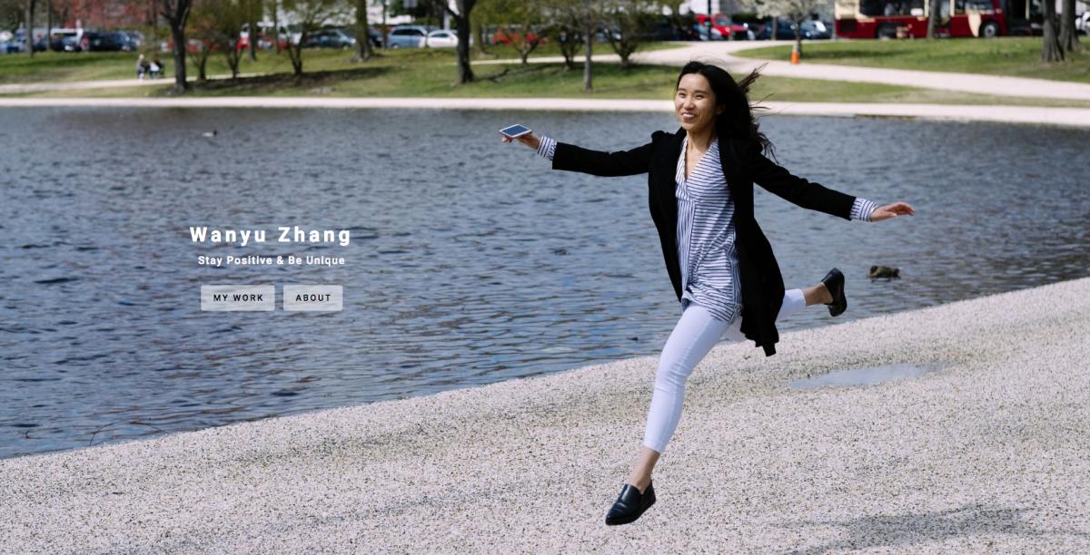Wanyu Zheng e-portfolio