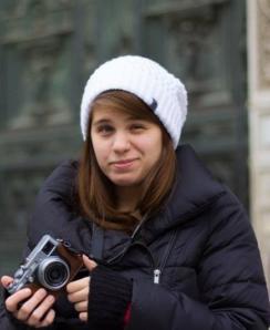 Headshot of Anna Hoffman, CCT Student